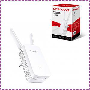 Підсилювач Wi Fi Mercusys MW300RE Range Extender, 300Mbps, репітер вай фай, ретранслятор, повторювач сигналу