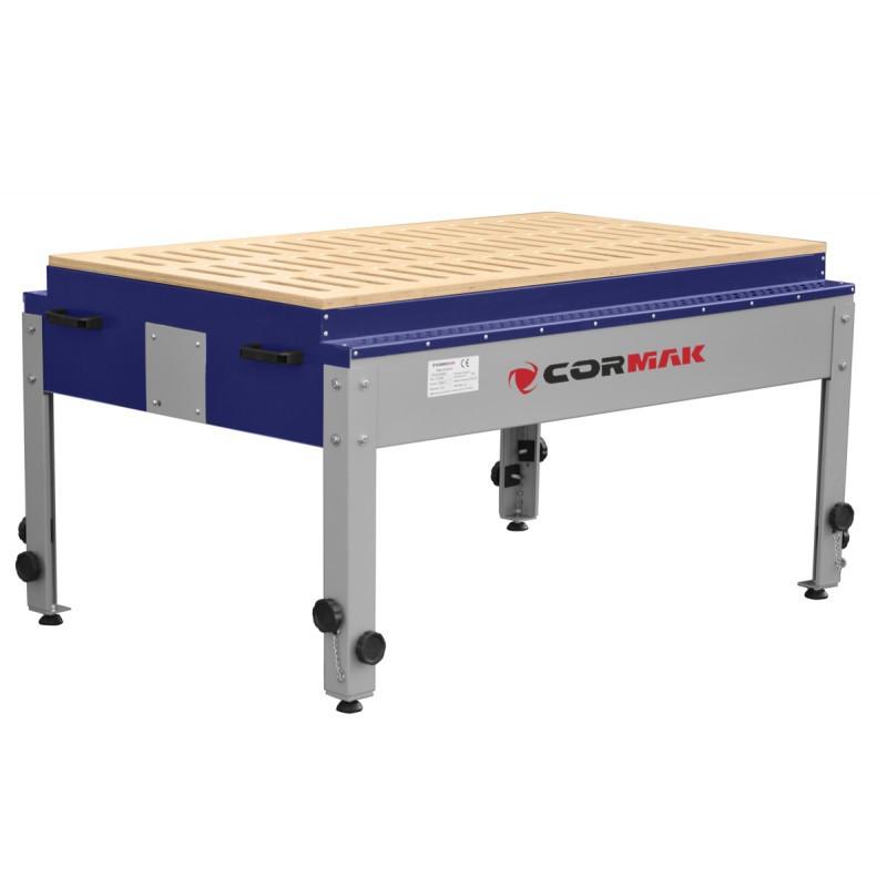Регульований стіл для шліфування CORMAK DT1500