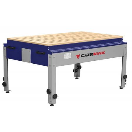 Регульований стіл для шліфування CORMAK DT1500, фото 2