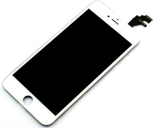 Модуль iPhone 6 Plus white дисплей экран, сенсор тач скрин Айфон, фото 2