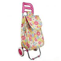 Тачка сумка с колесиками A-PLUS тележка (307 С)