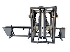 Промислова вертикальна стрічкова пила Trak-Met PRPn-4, фото 2