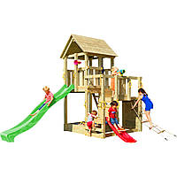 Детская игровая площадка KBT Blue Rabbit PENTHOUSE Зеленый, КОД: 1429268