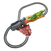 Железная дорога Томас и Друзья побег от дракона Fisher-Price Thomas & Friends TrackMaster, Dragon Escape Set