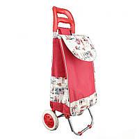 Тачка сумка с колесиками A-PLUS тележка (307 Е)