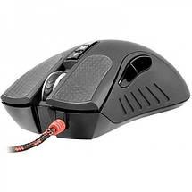 Игровая мышка A4Tech A90A Bloody Black, USB геймерская мышь а4теч блади блуди для компьютера, пк, ноутбука, фото 3