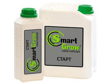 Удобрение SmartGrow СТАРТ регулятор роста с высоким фосфотором и гуматами Смарт Гроу (10 л)