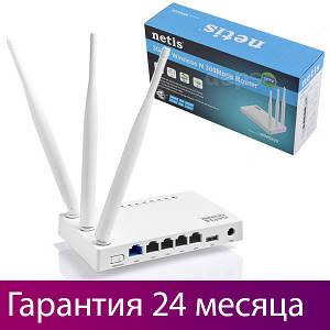 Wi-Fi роутер NETIS MW5230 3G/4G, вай фай маршрутизатор 3г 4г нетис, нетіс