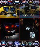 Проекція логотипу автомобіля SKODA, фото 2