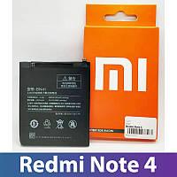 Аккумулятор XIAOMI Redmi Note 4 (BN41) батарея Сяоми Ксиоми Редми Нот 4 BN-41