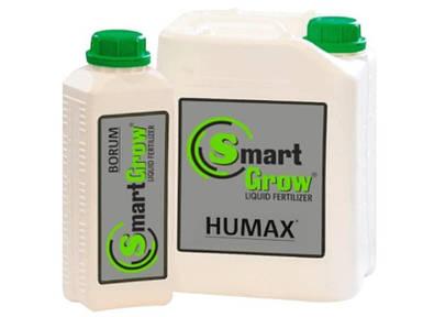 Добриво SmartGrow Humax антистрес з гуматами, фульфокислотами і амінокислотами Смарт Гроу (10 л)