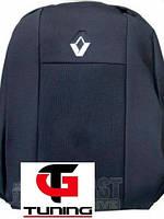Чехлы на сидения Renault (Dacia) Logan MCV (5 мест) 2004 - 2013 (Prestige)