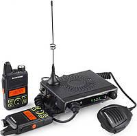 Автомобильная радиостанция Baofeng Mini One 15 Ватт Black, КОД: 1316534
