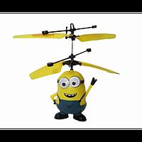 Летающая игрушка-вертолет UTM Миньон hubPMQV93418, КОД: 1327235