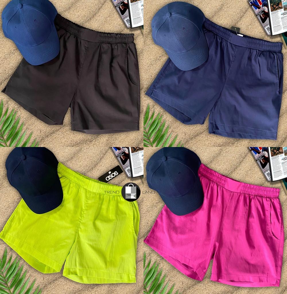 Мужской летный комплект плавательных шорт + кепки Asos 7 цветов