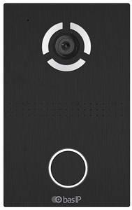 IP виклична панель BasIP AV-03D Black
