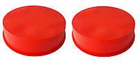 Набор силиконовых форм для выпечки красные 2шт 25х5,8см VT6-20041 19392 Vitol