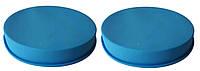 Набор силиконовых форм для выпечки 2шт 27х3,8см VT6-20040 19391 Vitol