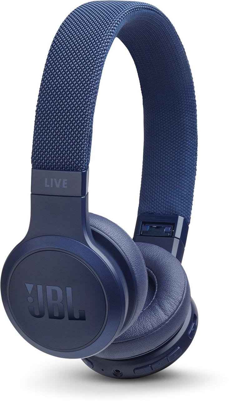 Наушники JBL LIVE 400 BT Blue (JBLLIVE400BTBLU)