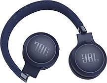 Наушники JBL LIVE 400 BT Blue (JBLLIVE400BTBLU), фото 3