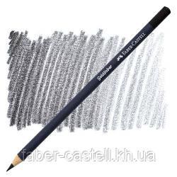 Цветной карандаш Faber-Castell Goldfaber цвет черный №199 (Black), 114799