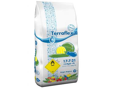 Удобрение Terraflex  17-17-17+3MgO+TE (Терафлекс для сельскохозяйственных культур)  / 25 кг