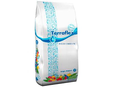 Удобрение Terraflex ГФ 10-11-32+3MgO+TE (Терафлекс для рассады и растений огурца, баклажанов, зеленых растений