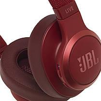 Наушники JBL LIVE 500 BT Red (JBLLIVE500BTRED), фото 2