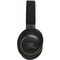 Наушники JBL LIVE 650 BT NC Black (JBLLIVE650BTNCBLK), фото 2