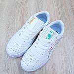 Жіночі кросівки Puma Cali (біло-перломутровые) 20156, фото 5