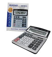 Калькулятор настольный Kadio KD-9933 12-разрядный (200х160мм)
