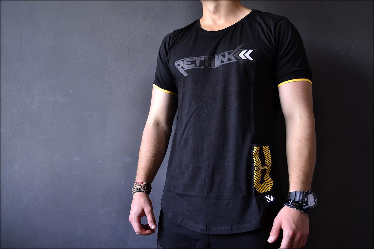 Мужская футболка Rethink