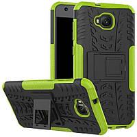 Чехол Armor Case для Asus Zenfone 4 Selfie (ZD553KL) Lime
