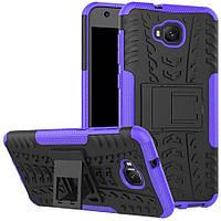 Чехол Armor Case для Asus Zenfone 4 Selfie (ZD553KL) Violet