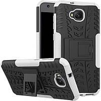 Чехол Armor Case для Asus Zenfone 4 Selfie (ZD553KL) White