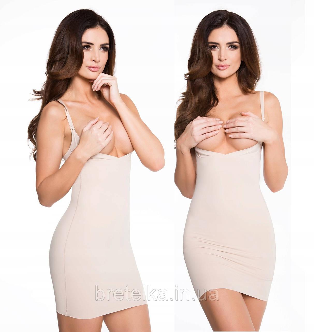 Утягивающая комбинация под платье Julimex 222