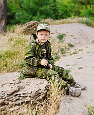 Костюм детский камуфляжный OUTDOOR  Лесоход 2 Мультикам Тропик, фото 2