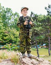 Костюм детский камуфляжный OUTDOOR  Лесоход 2 Мультикам Тропик, фото 3