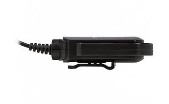 Микрофон петличка REAL-EL MC-10, прищепка, мікрофон петличный для компьютера, ПК и ноутбука, фото 3