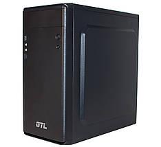 Корпус для ПК (системный блок) GTL 1609 Black, 500W, 120mm, Micro ATX / Mini ITX, фото 3