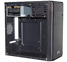 Корпус для ПК (системный блок) GTL 1609 Black, 500W, 120mm, Micro ATX / Mini ITX, фото 2