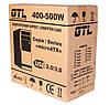 Корпус для ПК (системный блок) GTL 1609 Black, 500W, 120mm, Micro ATX / Mini ITX, фото 6