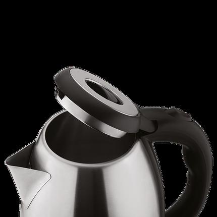 Електрочайник Scarlett SC-EK21S51, 1500 Вт, 1.8 л, металевий, чайник електричний, електрочайник, фото 2