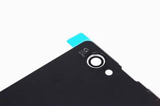 Задняя крышка Sony Xperia Z1 Compact Mini (D5503), black, сменная панель сони иксперия, фото 3