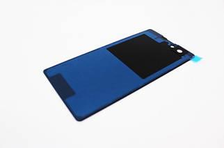Задняя крышка Sony Xperia Z1 Compact Mini (D5503), black, сменная панель сони иксперия, фото 2