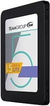 "SSD диск 480 Gb, Team Ultra L5, SATA 3, 2.5"", TLC, 530/420MB/s (T2535T480G0C101), ссд для ноутбука, фото 2"