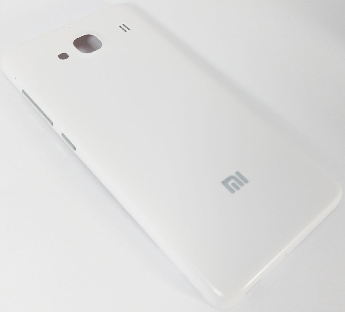 Задняя крышка Xiaomi Redmi 2 white, сменная панель сяоми ксиоми редми