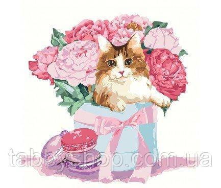 Картина по номерам Идейка - Подарок с изюминкой