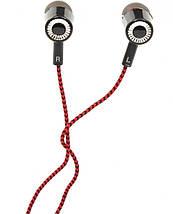 Наушники Sven SEB-108 черно-красные, вакуумные, проводные для телефона, навушники свен, фото 3