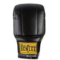 Перчатки снарядные Benlee BOSTON /M/ черно-красные benlee rocky marciano,
